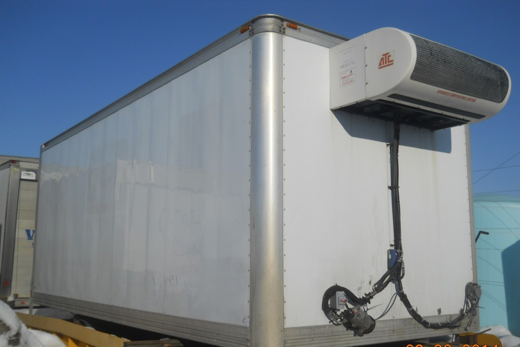 Used Reefer Boxes