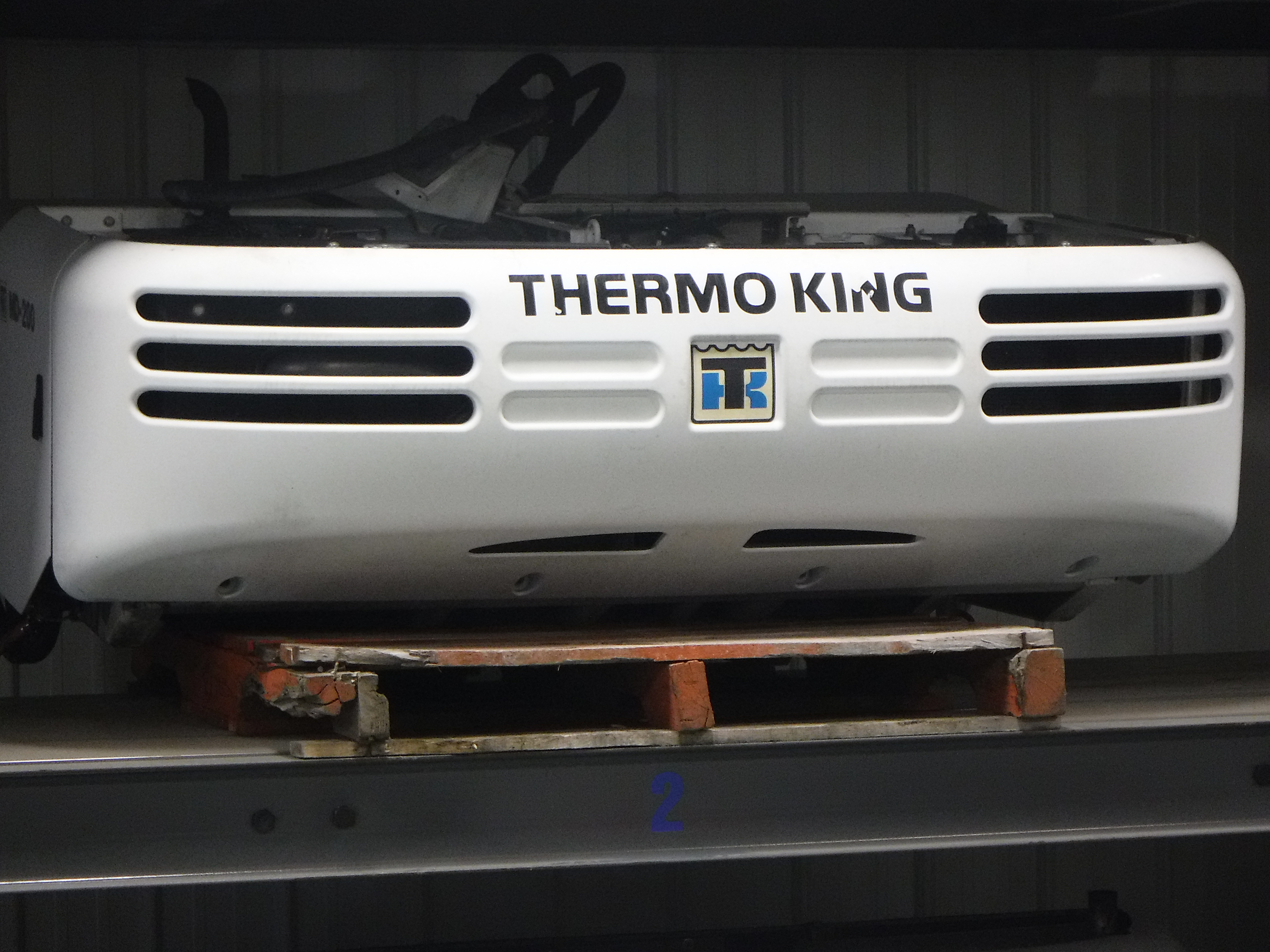 Thermo King, MD200-50 with Standby - Réfrigération Luc Daigle