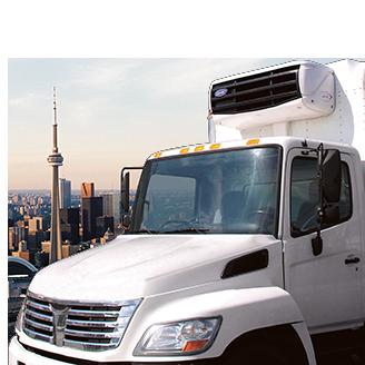 Unités pour camions porteurs