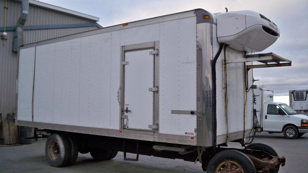 Morgan Box 2012, 24 '