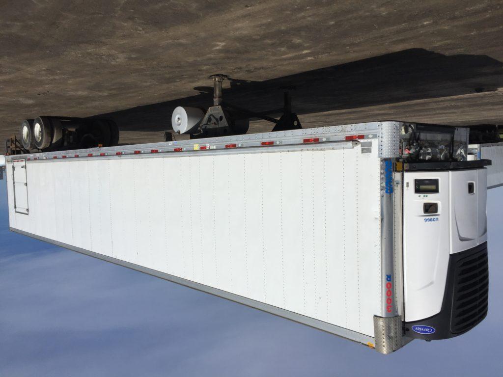 Utility 2010, 53′, 2 essieux / 2 axles