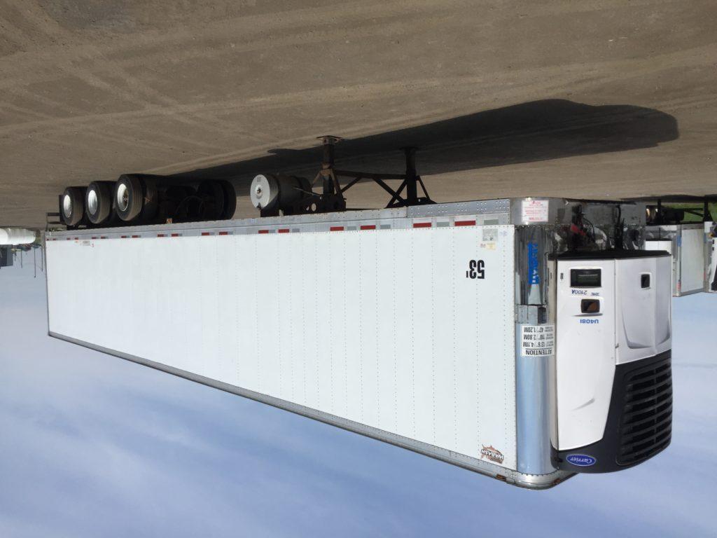Wabash 2008, 53′, 3 essieux / 3 axles